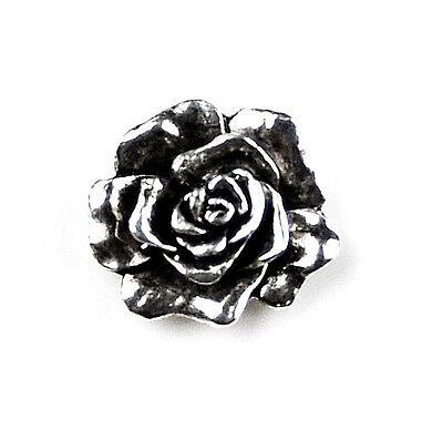 Rose Lapel Pin - Tie Tack - Valentine's Gift - Handmade - Gift Box