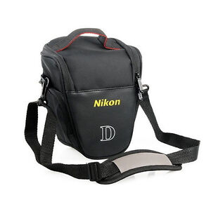 New camera Case Bag for Nikon D90 D80 D700 D7000 D5100 D5000 D3100 D3000