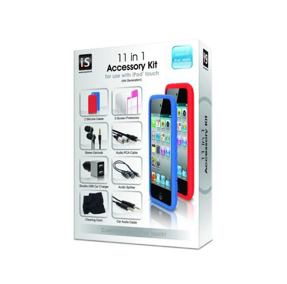 iSound 11-in-1 iPod Accessory Bundle