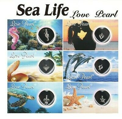 Love Circle Necklace (Love Wish Pearl Necklace Kit Set Culture Pearl 16