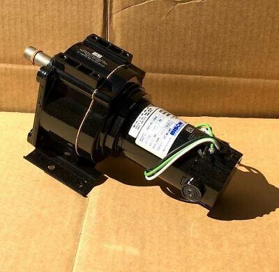 Bison 507-01-100a Dc Gear Motor