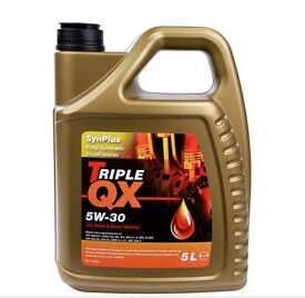 Fully Synthetic Engine Oil - 5W-30 -4.5 litres