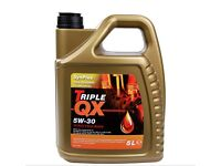 Fully Synthetic Engine Oil - 5W-30 -5 litres