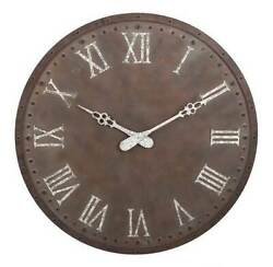 45 in. Loxley Oversized Wall Clock [ID 3468125]