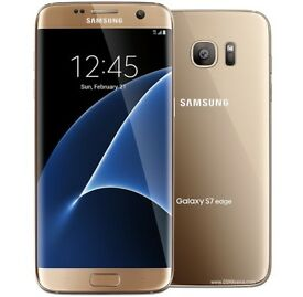 NEW FACTORY UNLOCKED SAMSUNG GALAXY S7 EDGE BLACK, GOLD FREE DELIVERY