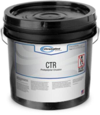 Chromaline Ct-r Red Photopolymer Emulsion Quart