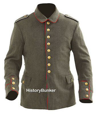 WW1 German army tunic pattern 07/10 uniform 44 chest size Large