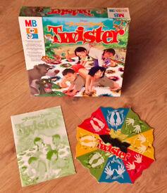 DISNEY'S THE JUNGLE BOOK TWISTER GAME