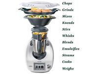 THERMOMIX® - THE WORLD'S MOST INTELLIGENT FOOD PROCESSOR