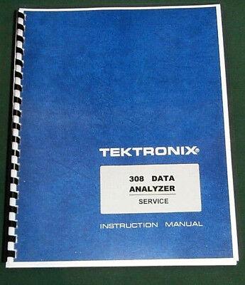 Tektronix 314 Service Manual W 11x17 Foldouts Protective Covers