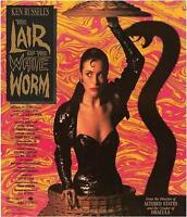 film affiche lair of the white worm( ken russel film)