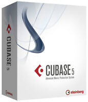 Cubase SX5 Music MIDI Production Software + VSTIs
