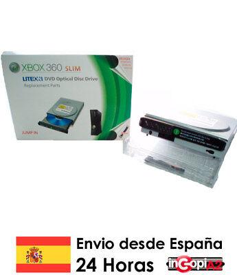 XBOX360 SLIM LECTOR COMPLETO LITEON