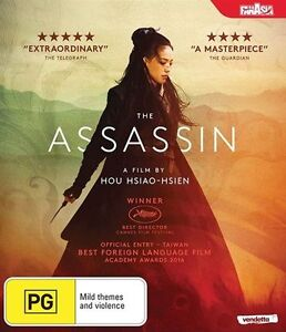 The Assassin - Chang Chen NEW B Region Blu Ray