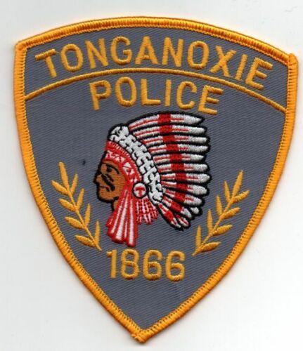 KANSAS KS TONGANOXIE POLICE NICE PATCH SHERIFF