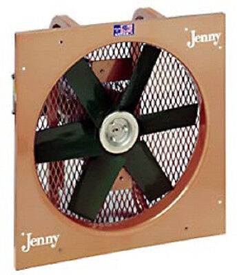 "Jenny 24"" Explosion Proof Fan With Variable Speed 115 Volt - B2433XV"