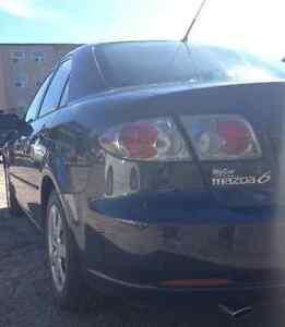 FOR SALE: 2007 Mazda 6 Sedan - $4299.00