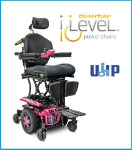 iLevel Power Wheelchairs from Quantum & UHP Windsor