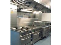 Kitchen canopies / duct work
