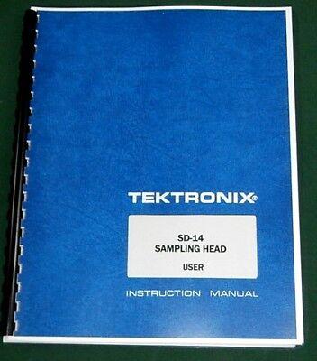 Test Equipment Manuals & Books TEK 2215 Oscilloscope Operators ...