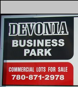 INDUSTRIAL LOT FOR SALE OR LEASE