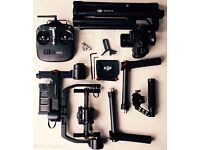 DJI RONIN M VERY GOOD CONDITION! USED FEW TIMES