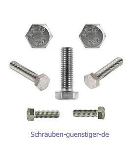 10-unid-tuercas-hexagonales-10Mm-Din-933-M10-X-25-ACERO-INOX-V2A