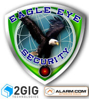 Interactive CCTV and Alarm Security Systems