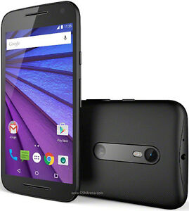 10/10 condition Moto G (3rd gen) w/ case and screen protectors