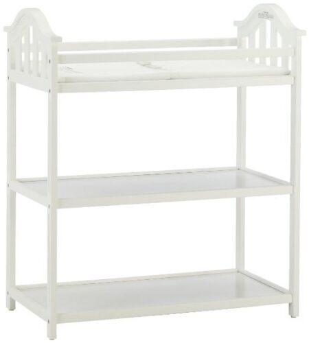 Nursery 101 Concord Dressing Table, Classic White (Discontinued) NEW IN BOX BABY