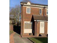Fantastic 2 bedroom modern recently refurbished house to rent in Robroyston G33