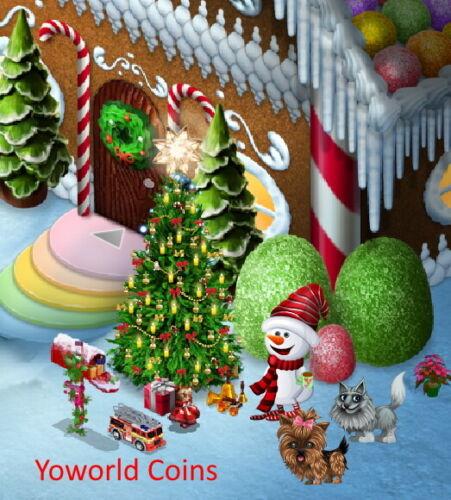 5 Million Yoworld Yoville Coins