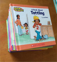 Educational book lot for toddlers