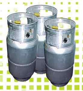 33 Lb. Steel Industrial Propane Tanks In Stock Now!!!