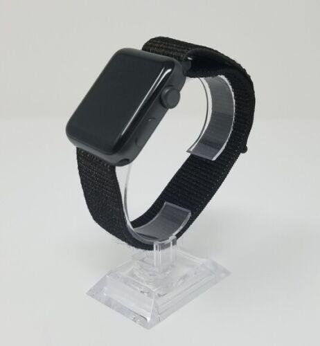 Genuine Apple Watch Sport Loop Band - 42MM Black - Authentic OEM