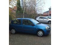 Renault Clio 2003 for Sale or for parts (Failed MOT can be fixed)