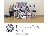 Martial arts club in Thornbury.
