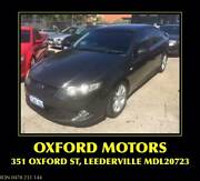 2008 FORD FALCON FG 4.0L 6-CYL AUTOMATIC XR6 SEDAN ( VALUE PLUS ) Leederville Vincent Area Preview