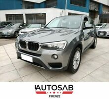 BMW X3 x Drive 20d Navi Business Automatic