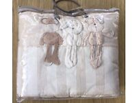 Brand New Mamas & Papas Once upon a time Cot bumper