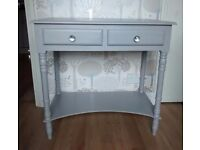 Shabby Chic Painted Dressing Table / Desk