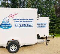 Cooler trailer Rentals