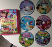 Strawberry Shortcake DVDs Fredericton New Brunswick Preview