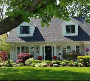 Impeccable House In Sought-After Roseland, Burlington