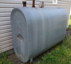 Wanted free old 200gal furnace oil tank