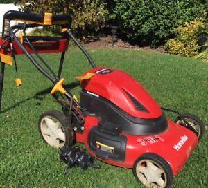 24-Volt Rechargable Lawn Mower