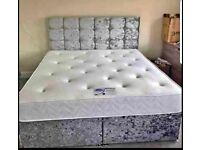 🧡MASSIVE CLEARANCE EVERYTHING MUST GO!Brand new factory packed beds with mattress & FREE DELIVERY💚