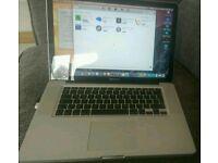 """MacBook Pro 15"""" mid 2009 unibody. Bargain!!!"""