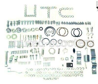 vespa hardware nut bolt washer small kit PX 125 150 LML VBX VNX VLX Stella V2404