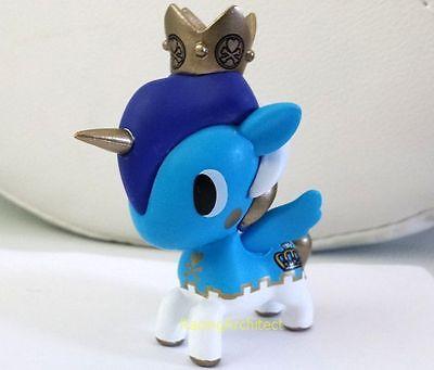 SDCC 2015 Tokidoki Unicorno Series 4 3-inch Vinyl Figure - Kingsley CHASE